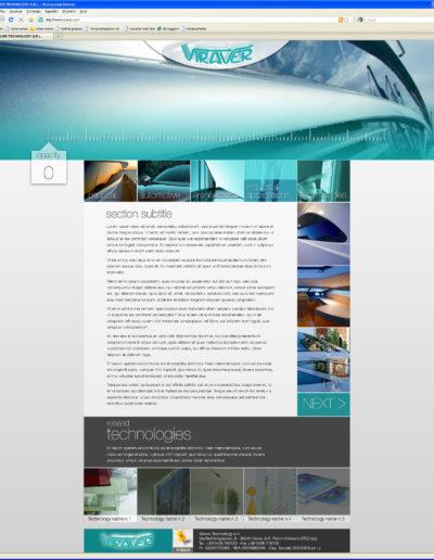 Dettaglio pagina settore di applicazione
