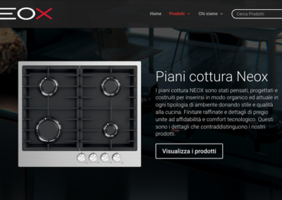 NEOXITALIA website