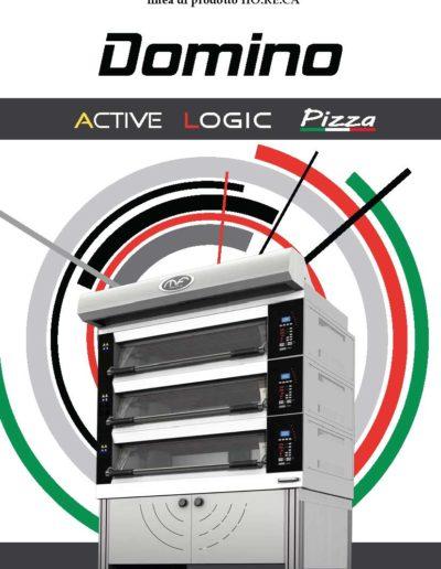 Forno modulare Domino