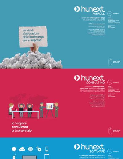 hunext website