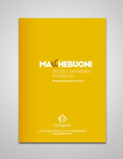 Copertina catalogo prodotti Macchebuoni