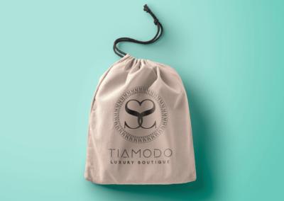 Brand Identity per boutique di lusso