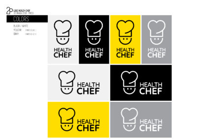 HEALTHCHEF LOGO COLORS