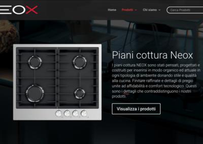 NEOXITALIA website